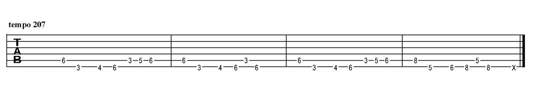 queen bohemian rhapsody gitaar tab