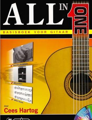 all in one basisboek voor gitaar bestellen