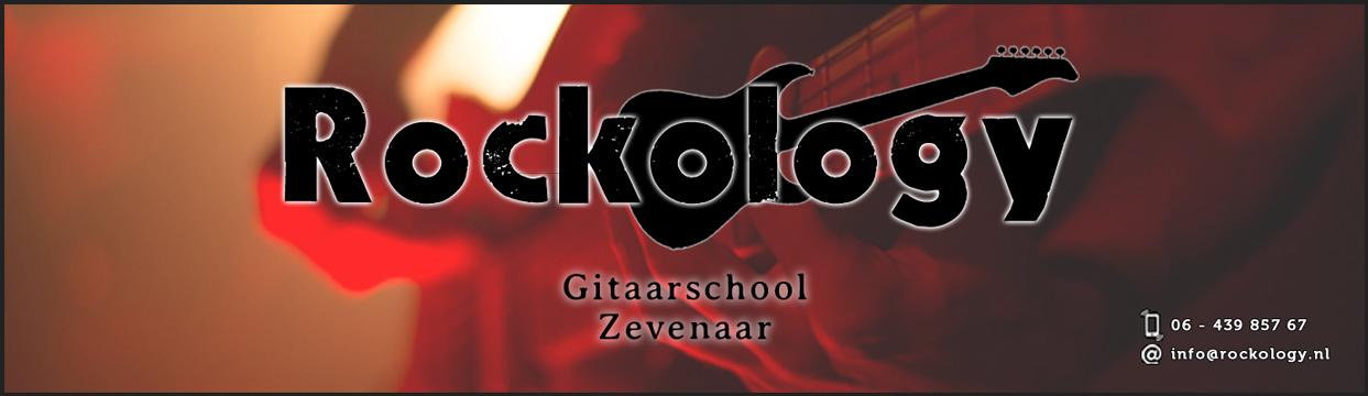 Rockology Gitaarles Zevenaar