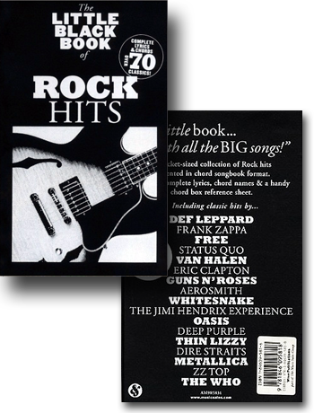 little black book of rock hits
