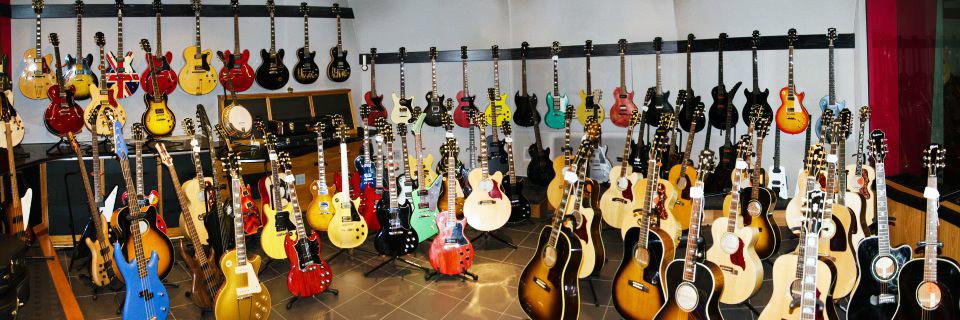 tips voor het kopen van je eerste gitaar kopen