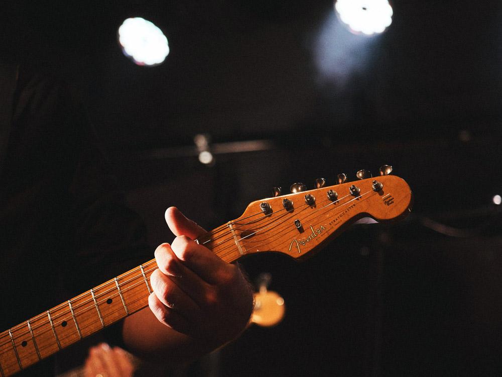 gitaar fabels