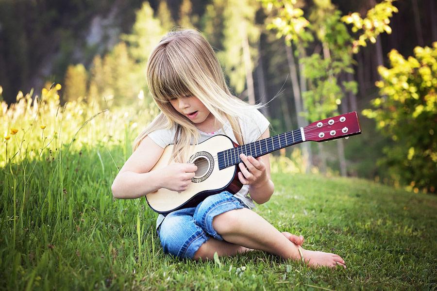 gitaarles voor kinderen in Zevenaar