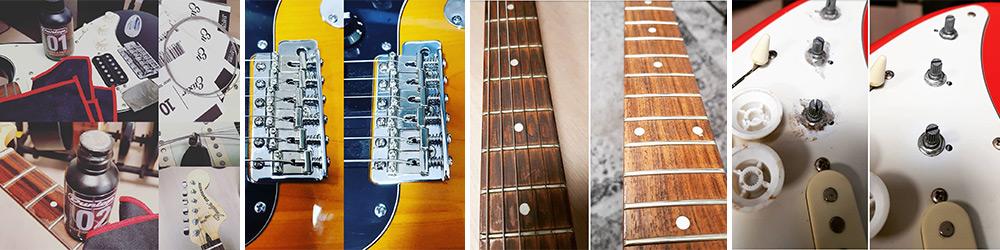 gitaar laten afstellen zevenaar