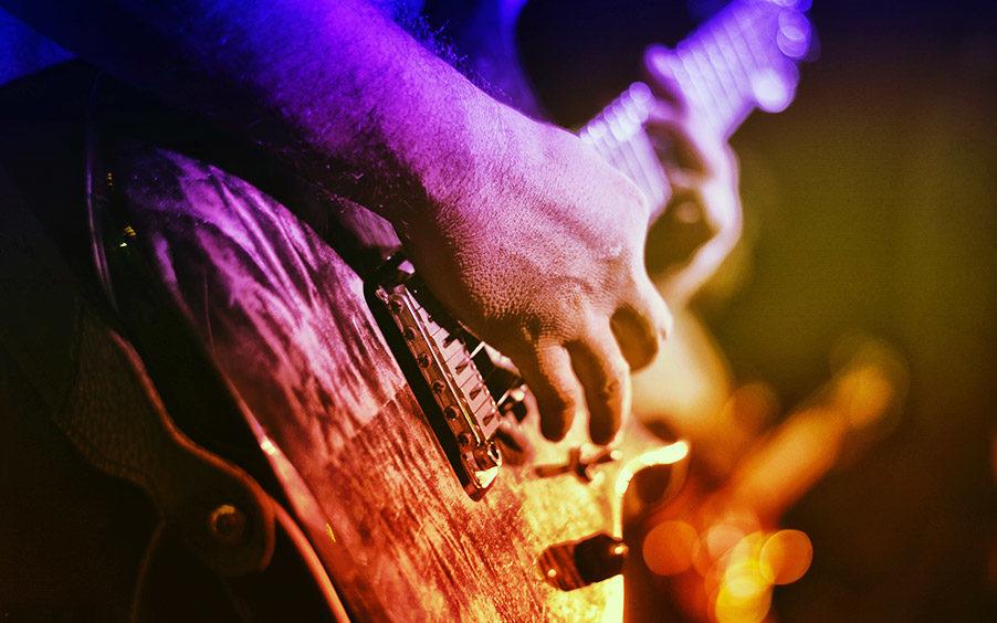 Elektrische gitaarles Zevenaar