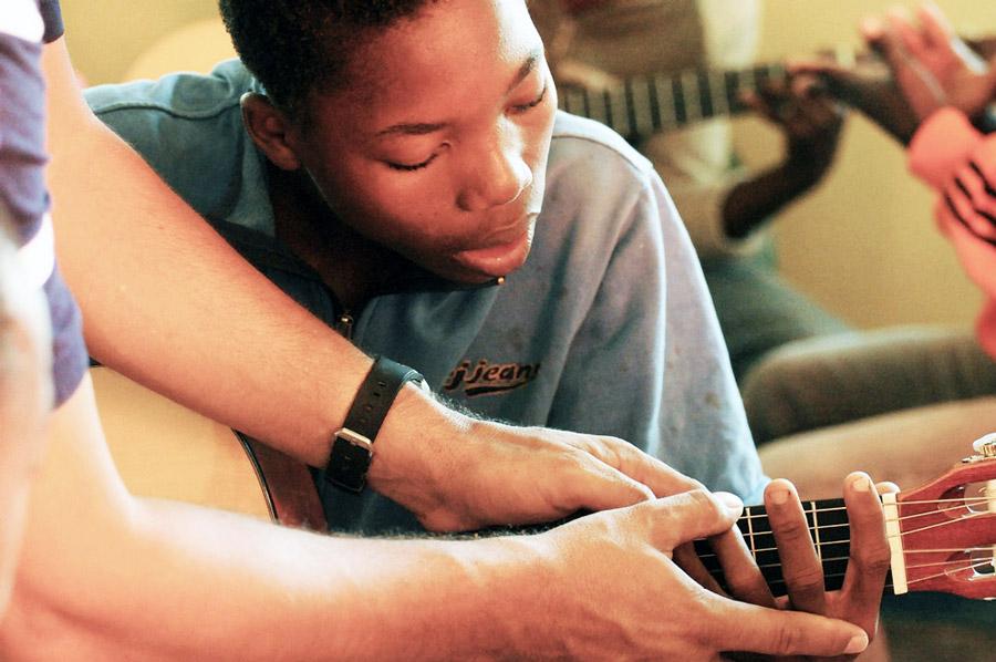 gitaarleeraar Zevenaar